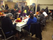 cogop thanksgiving dinner